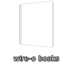 Wire-o Books